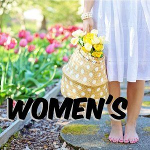 Women's Clothing & Accessories, In order of size